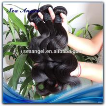 Unprocessed Wholesale Price Body Wave Virgin Brazilian Hair Extension