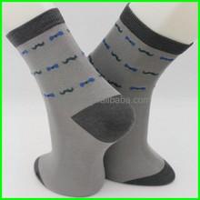 men custom mid calf socks