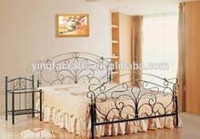 teak wood double bed New Metal Pet bed 2014