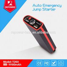 12v Car Emergency Tools kit & Jump Starter & power bank