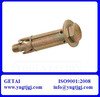 Heavy Duty Metal Frame Concrete Anchor Bolts Fastener
