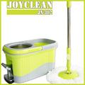 Joyclean jn-302 vida fácil limpeza do chão esfregão e balde conjunto com microfibra mop cabeça