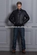 2015 New Style Man PU Jacket