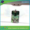 new design beautiful Shanghai paper air freshener for car