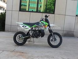 Hydraulic brake type 50cc dirt bike
