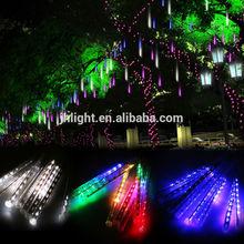 rain drop christmas lights,meteor Shower Falling Star/Rain Drop/Icicle Snow Fall LED Xmas Tree String Light