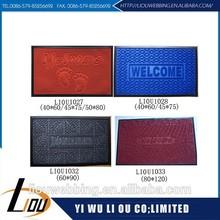 The most novel rubber door mat anti slip rubber mat