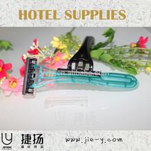 transparent high quality long handled safety razor double edge razor blades and blade razor