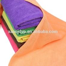 Multi-purpose magic microfiber cleaning cloth