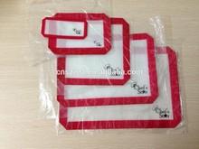Wholesale Reusable FDA Grade Grill and Fiberglass Custom Non-Stick Silicon Baking Mat