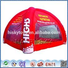 Hs alta qualidade barraca inflável, bolha inflável barraca para venda
