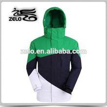 High Performance plus size winter mountaineering wear