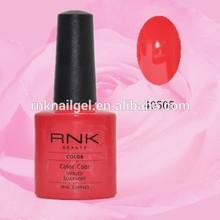 wholesale uv gel RNK nail polish uv gel polish salon gel polish
