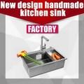 single bowl handmade kitchen sink AF5050P