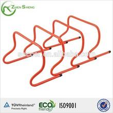 Zhensheng adjustable plastic hurdles