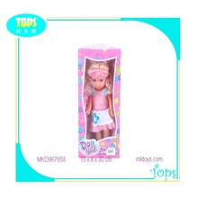 Hot selling beatiful little girl love doll