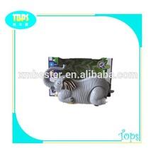2014 New plastic animali stunt elephant toys