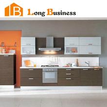 LB-DD1030 Modern Fashion L Shaped Modular Modern Kitchen Designs For Carbinet