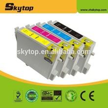 Hot sale! T0461 T0472 T0473 T0474 compatible Epson ink cartridge for Stylus C63/C65/C83/C85/CX3500/CX4500/CX6500