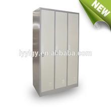 Cheap metal steel gym clothes storage wardrobe/Euloong Steel Furniture