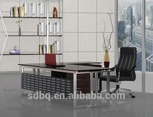 modern glass office table /desk PT-D0523