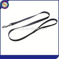 ribbon for dog leash,fashion made dog training leash