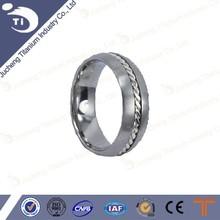 Best Price Titanium Fashion Ring