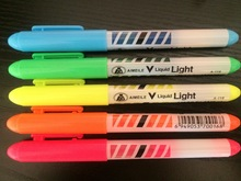 cheap non-toxic liquid chalk marker highlighter pen