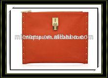 newest faux microfiber leather for travel wallet handbag
