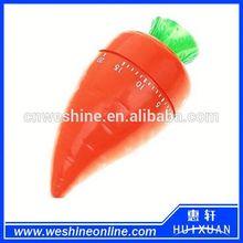 Carrot model digital clock countdown timer