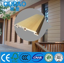 2015 construction building modern house interior decoration WPC wall panels wood plastic composite