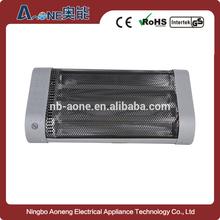 Portable or table top quartz heater RH07