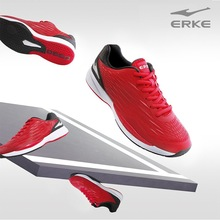 ERKE 2015 new design mens professional tennis shoes mens sports shoes for men mens sneakers TPR seamless upper wholesale/OEM