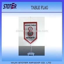Cheap Printed Pennant Table Desk Flag-9