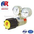 Acero inoxidable 316L flujo medio regulador de presión de Gas lpg regulador del cilindro
