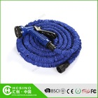 China Top 1 Double Rubber/Latex garden expandable hose