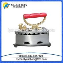 Cock brand charcoal Iron