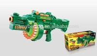 High Quality New Air Soft Gun Target Battery Soft Bullet
