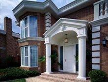luxury prefab light steel villa