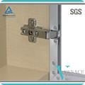 Roupeiro e armário slide- na moldura de alumínio padrão dobradiça da porta