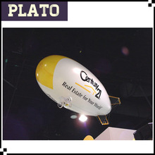 New! Advertising inflatable RC airship,inflatable zeppelin helium balloon