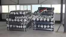 EN11611 certificate 9.5oz 2/2 CVC fire retardant and anti-static fabric for garment