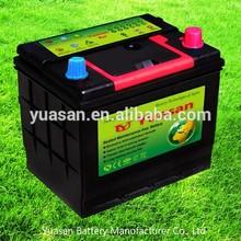 Yuasan Latest Top Calcium DIN 12V MF Battery--55040-MF(12V50AH)