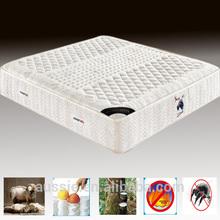 wool fabric sleep well thin mattress pad
