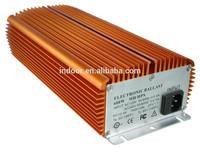 hydroponic grow lights digital ballast/ electronic ballast for de hps lamps/ 1000w digital double ended ballast
