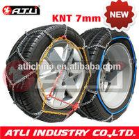 ATLI Alloy steel KNT 7mm car snow chain