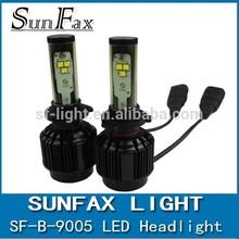 2015 NEW single lamp 30W C-R-E-E led headlight 9005 9006 9007 for car