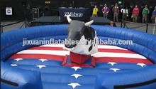 mechanical bull for sale, mechanical bull price with smoking nose, lighting eyes