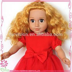 US popular Soft toy with soft doll body custom stuff toy