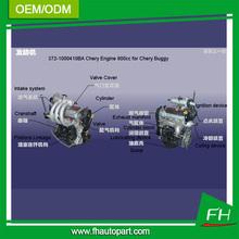 Renli RL800,800CC chery engine for Chery dune buggy